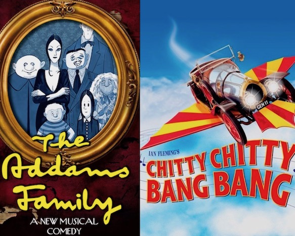 Our 2019 Productions have been announced