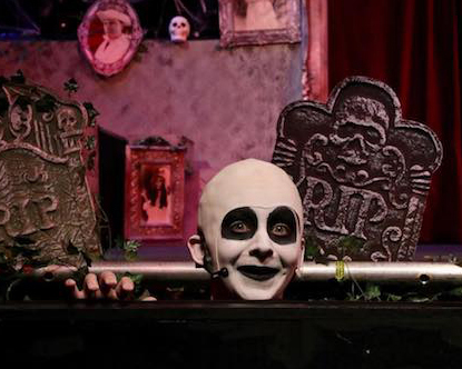Sharpe Academy presents THE ADDAMS FAMILY MUSICAL