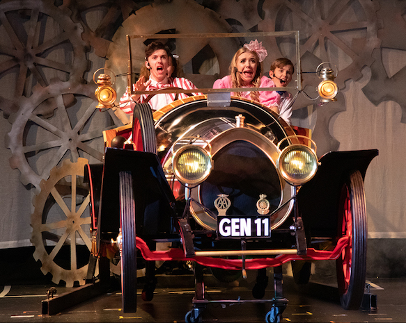 Sharpe Academy presents CHITTY CHITTY BANG BANG